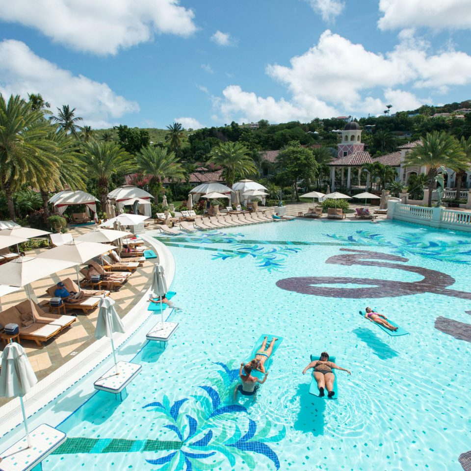 sky swimming pool leisure Resort Water park amusement park resort town swimming park lined
