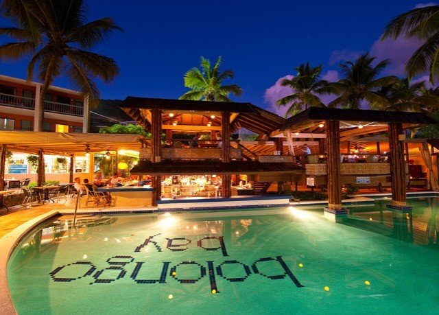 Bolongo Bay Beach Resort U S Virgin Islands Caribbean