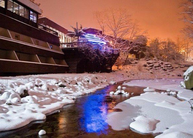 weather snow Winter season Resort screenshot