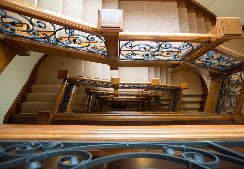 stairs restaurant tourist attraction step