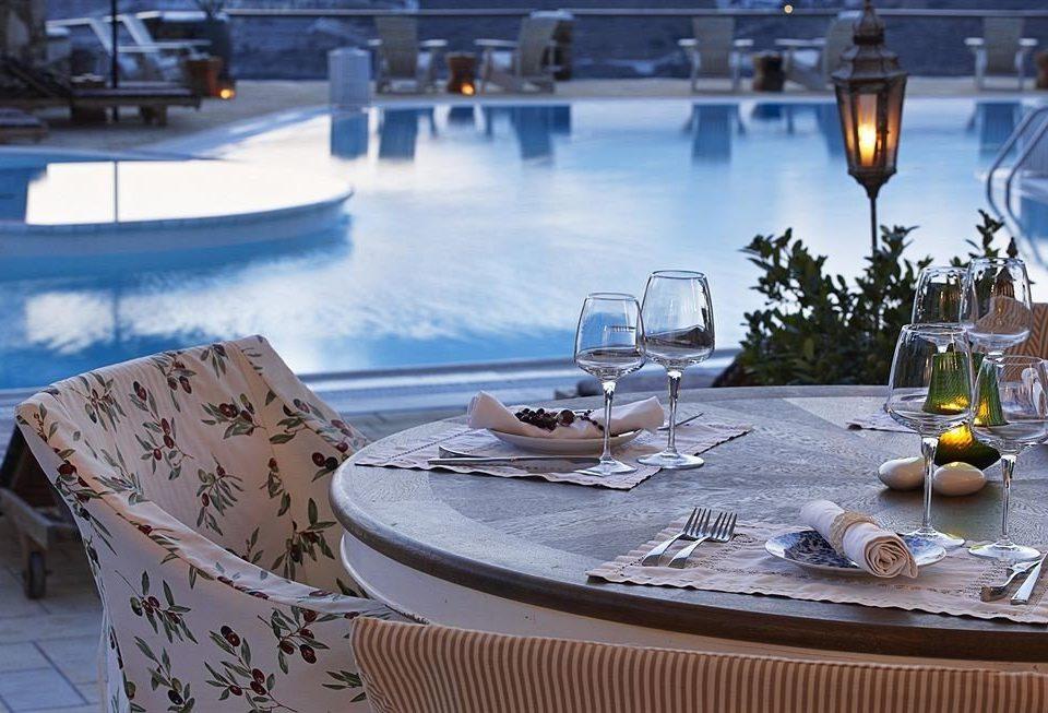 restaurant yacht