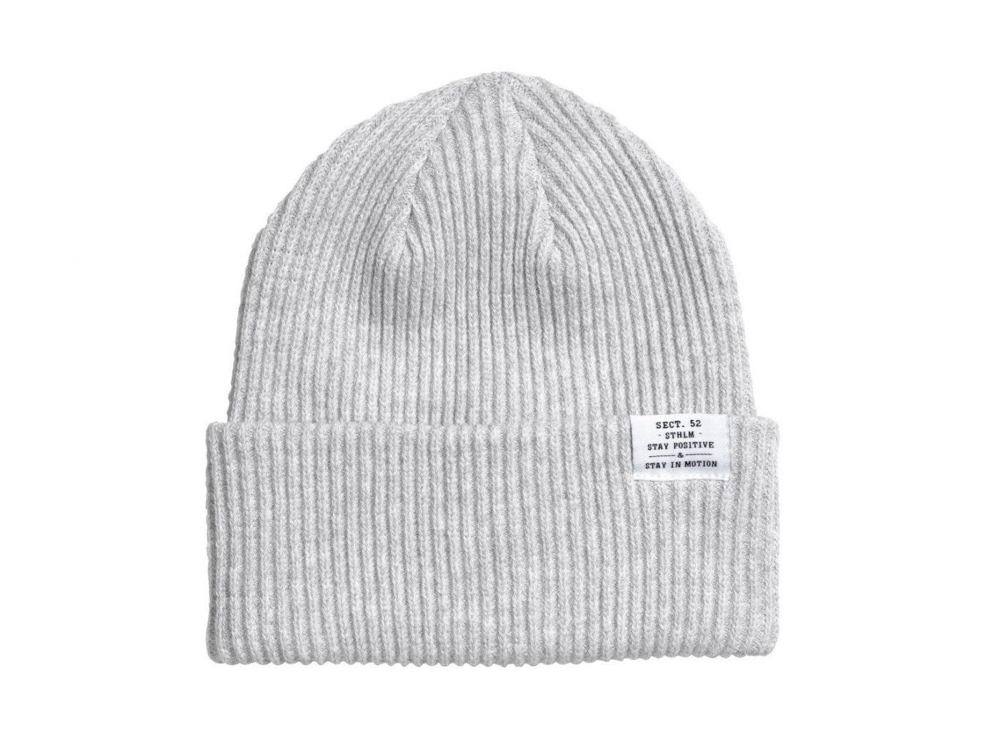 Style + Design Travel Shop white headgear knit cap cap woolen beanie hat product