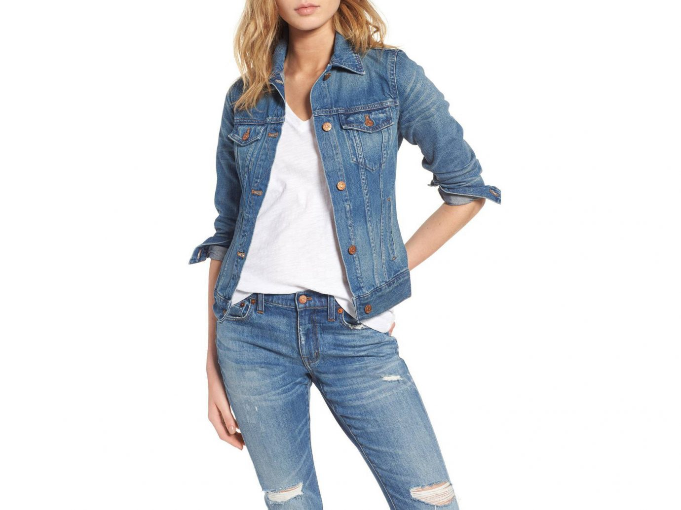 803e9f8e8217ca Style + Design Travel Shop person clothing jeans denim shoulder trouser  standing sleeve jacket button fashion