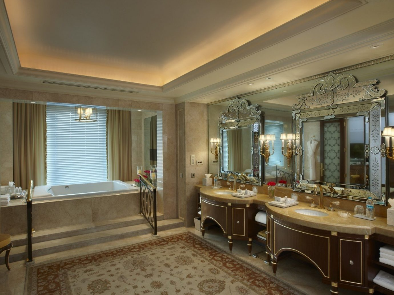 Hotels Luxury Travel Indoor Ceiling Floor Wall Window Room Interior Design Estate Bathroom Real Suite
