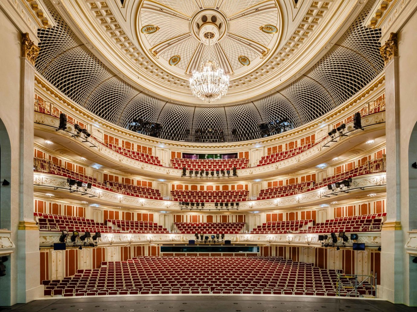 europe Trip Ideas opera house theatre concert hall ceiling performing arts center auditorium interior design symmetry building
