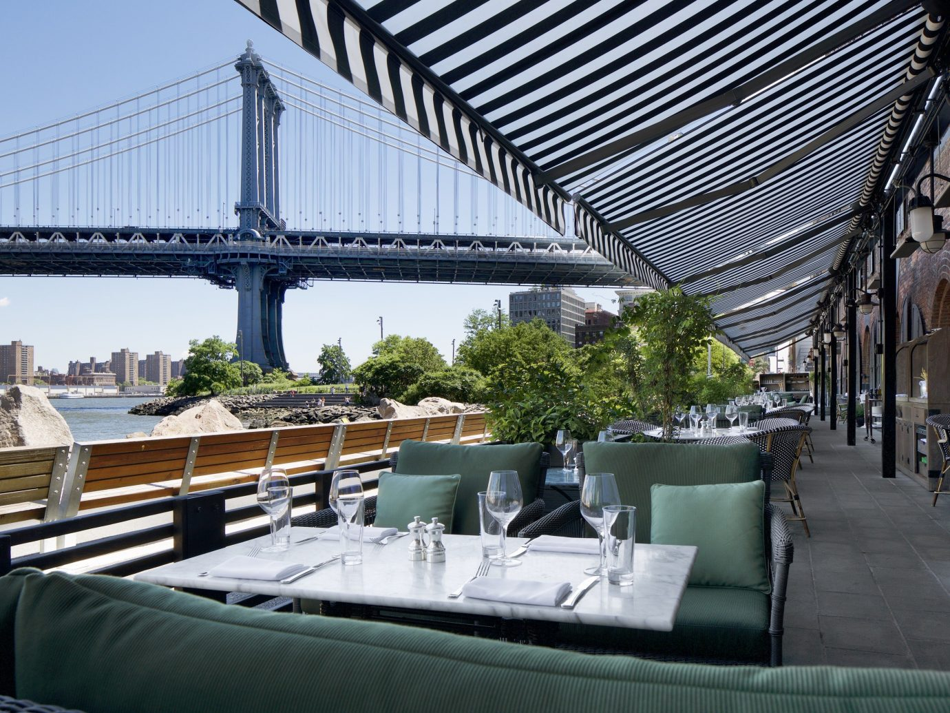 Offbeat building roof outdoor structure real estate Patio