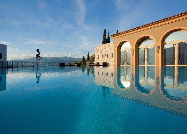 sky Sea swimming pool blue day