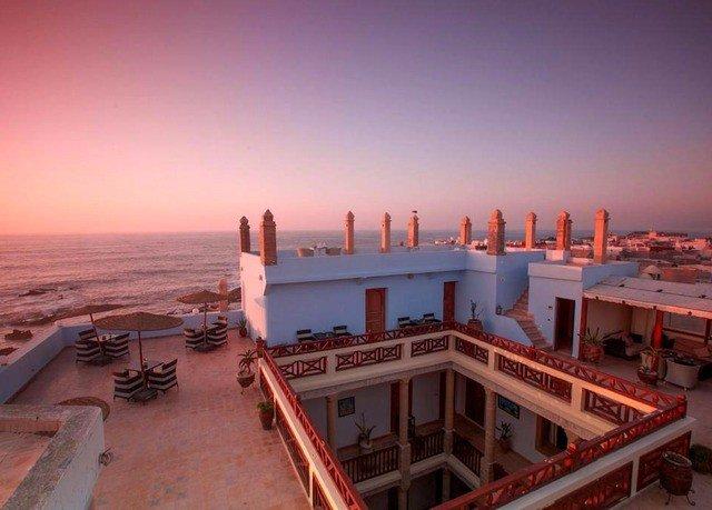 sky tower evening Sunset dusk Sea temple
