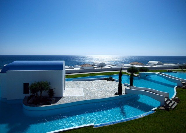 sky swimming pool leisure property blue Sea Villa shore
