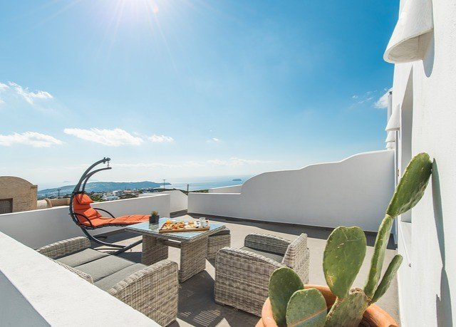 sky property Sea penthouse apartment house Villa