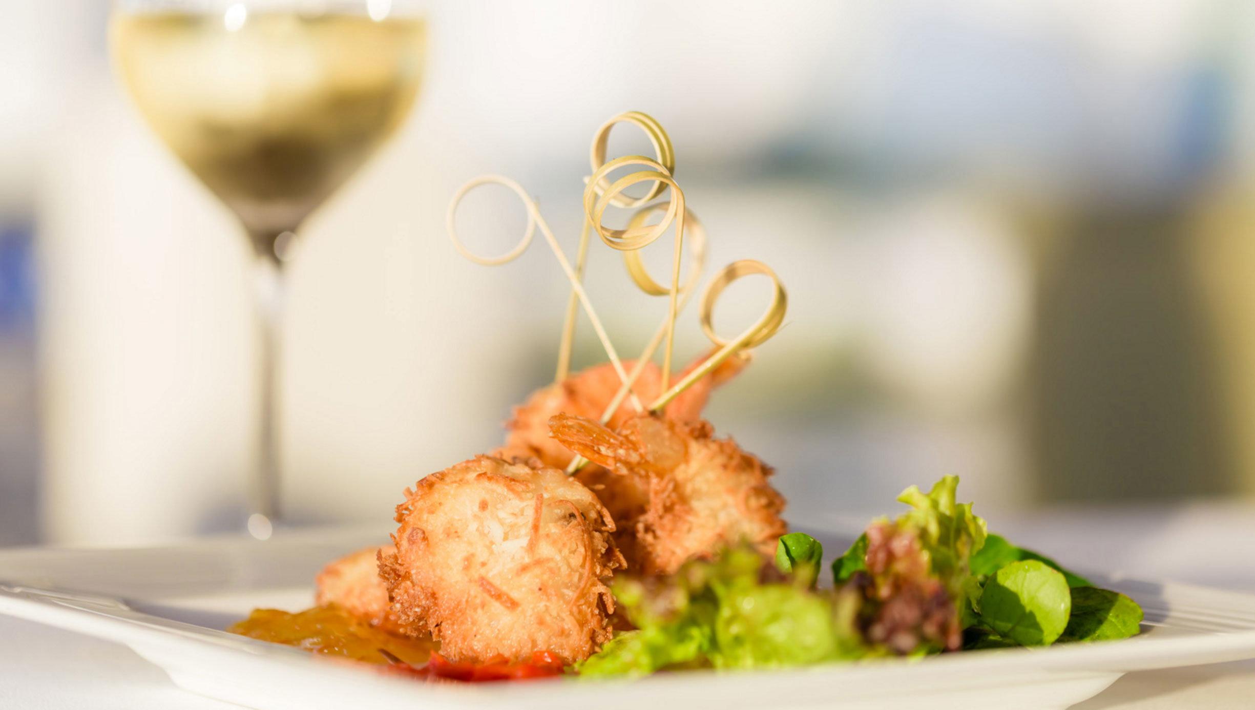 food plate fish restaurant cuisine fried food sense Seafood meat half eaten close