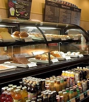 case bakery food pâtisserie pastry whole food counter delicatessen breakfast dessert buffet store different Shop variety