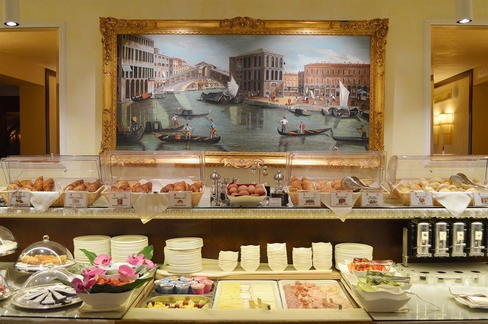 bakery food buffet counter Shop