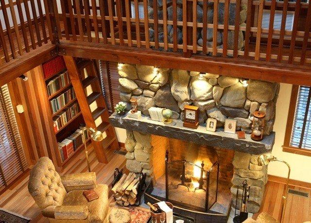 property cottage home log cabin living room Shop