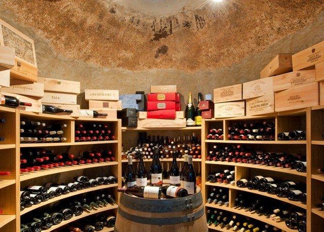 man made object shelf Winery wine wine cellar basement Shop