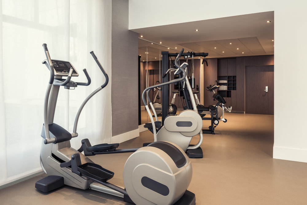 Sport exercise device structure gym sport venue office appliance