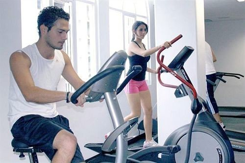 Sport exercise device human action structure indoor cycling gym leisure sport venue exercise machine muscle arm exercise equipment physical exercise