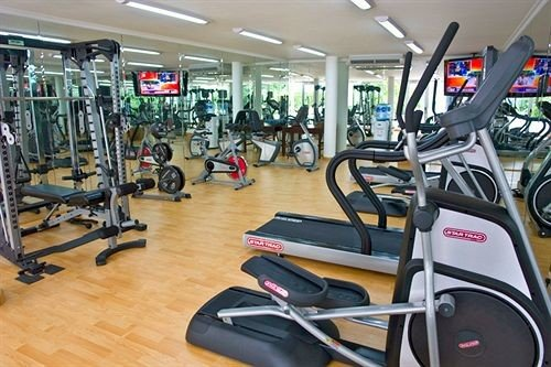 structure gym sport venue Sport leisure exercise device arm exercise machine office