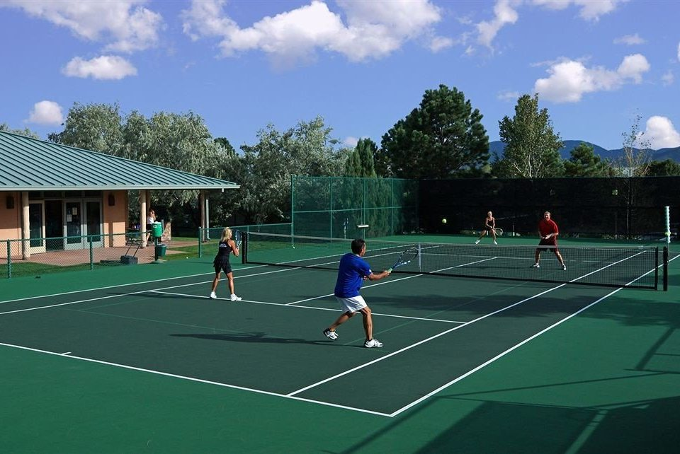 athletic game Sport sky tennis sports ball game structure racquet sport court sport venue tennis court leisure soft tennis