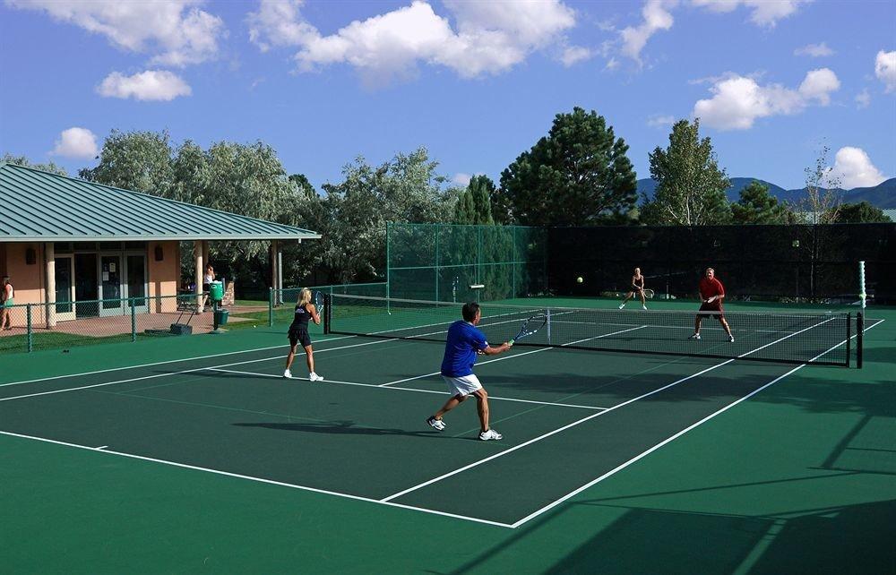 athletic game Sport sky tennis sports ball game structure racquet sport court sport venue tennis court leisure soft tennis