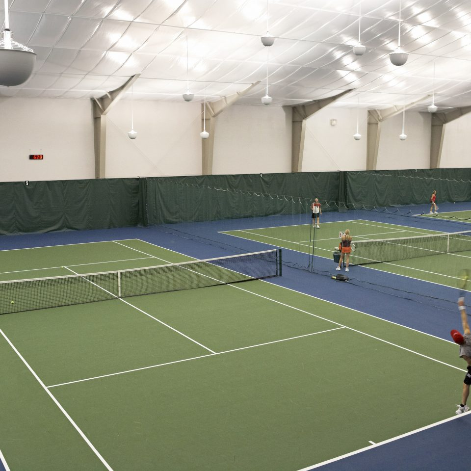 court Sport athletic game structure tennis sports ball game sport venue racquet sport leisure centre tennis court soccer specific stadium net