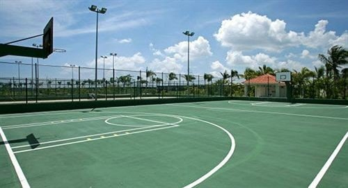 athletic game Sport sky road structure tennis sport venue sports tennis court leisure centre baseball field soccer specific stadium baseball park stadium net