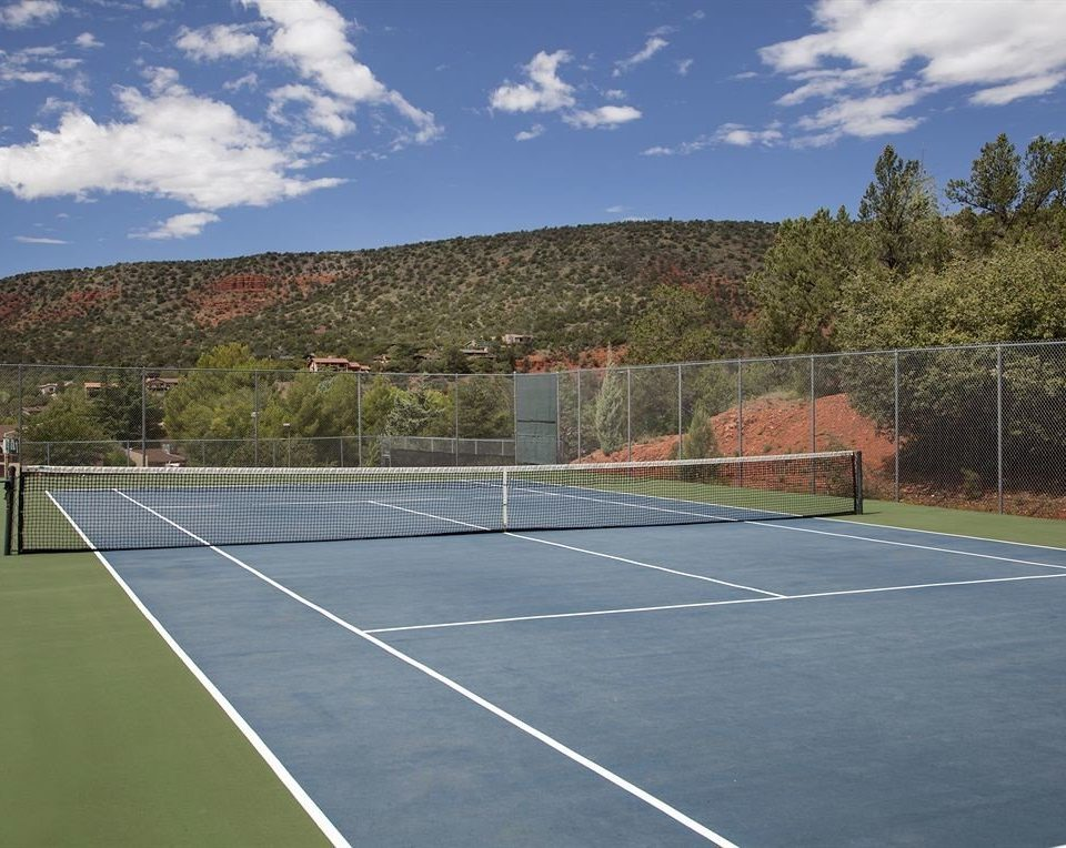 sky road tennis structure athletic game Sport sport venue court tennis court way sports scene soccer specific stadium net baseball field stadium baseball park