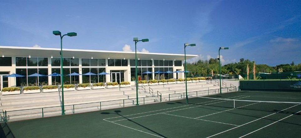 Sport athletic game sky tennis structure sport venue leisure leisure centre tennis court racquet sport sports net soccer specific stadium baseball field stadium