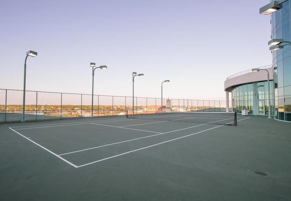 sky athletic game Sport structure sport venue tennis court tennis sports baseball field stadium net