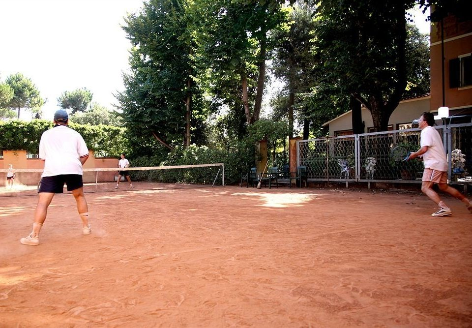 tree ground tennis athletic game Sport court racket playing sports sport venue