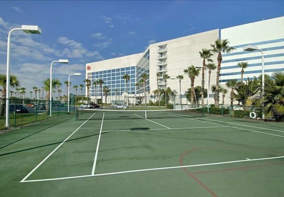 athletic game Sport sky structure sport venue tennis leisure centre stadium tennis court residential area soccer specific stadium