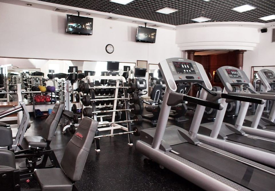 structure gym car sport venue Sport exercise device vehicle exercise machine