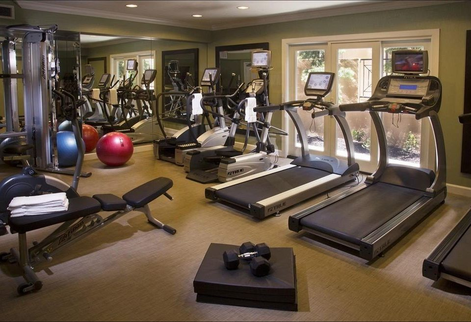 structure gym sport venue Sport muscle cluttered