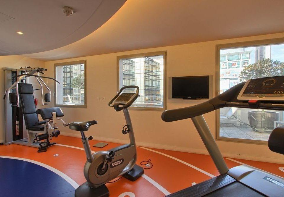Sport computer structure desk property exercise device sport venue condominium office gym