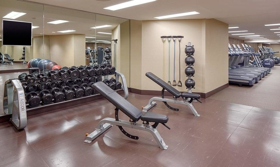 structure gym Sport sport venue exercise device condominium conference hall