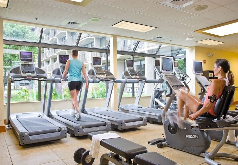 structure Sport gym sport venue leisure muscle exercise device physical fitness exercise machine condominium