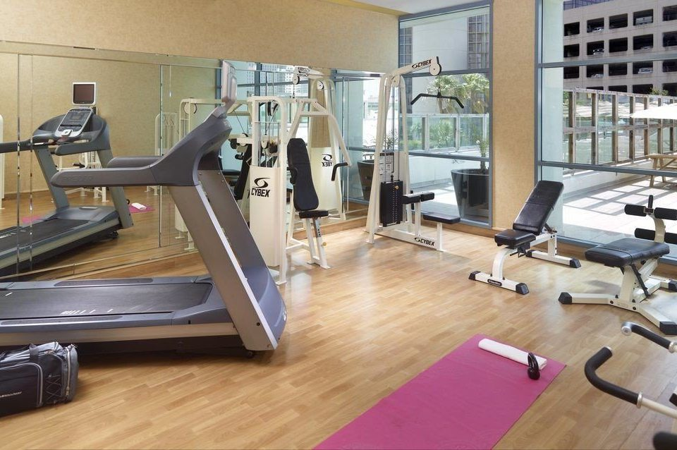 structure Sport gym property sport venue exercise device condominium physical fitness