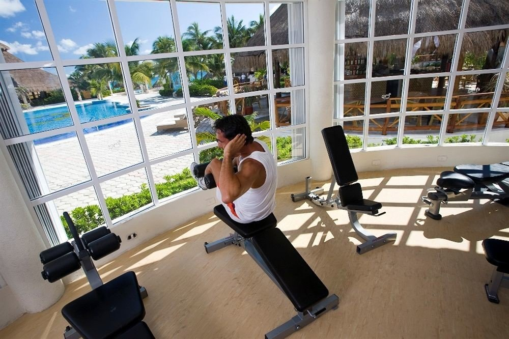 Sport structure leisure human positions sport venue condominium exercise device physical fitness