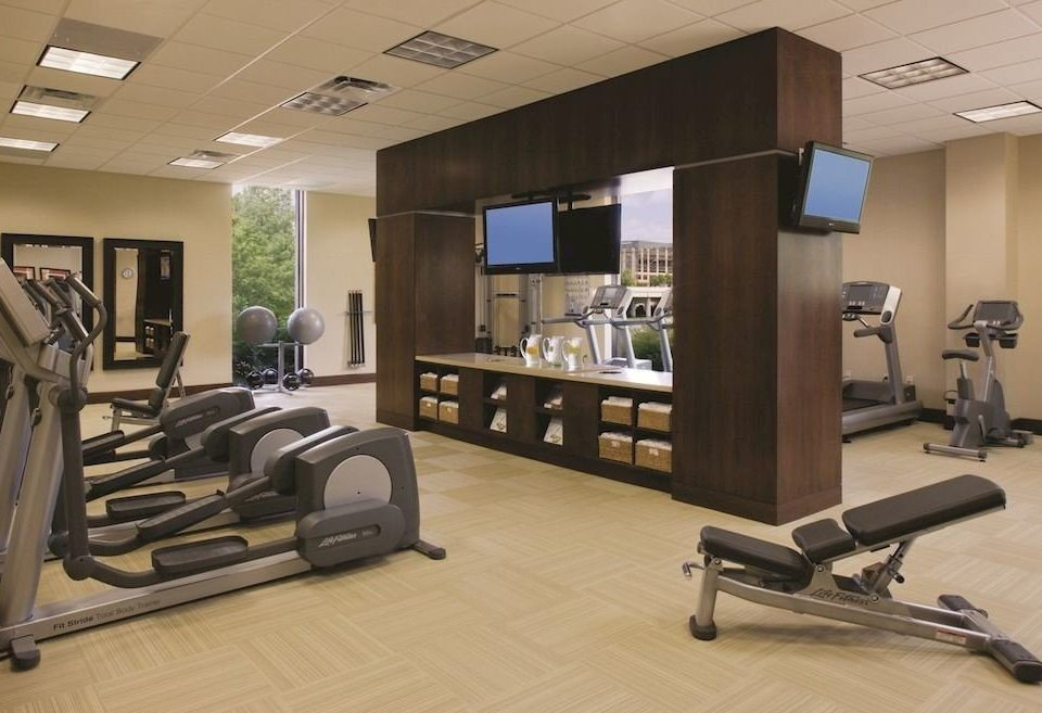 structure property condominium sport venue Sport living room gym