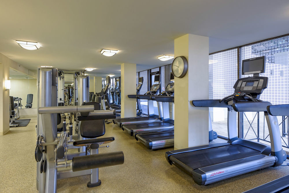 structure gym sport venue Sport condominium