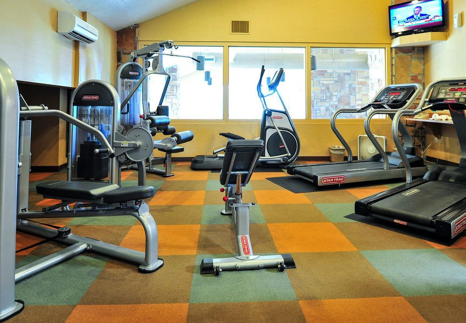 structure gym desk sport venue office Sport leisure muscle physical fitness exercise machine