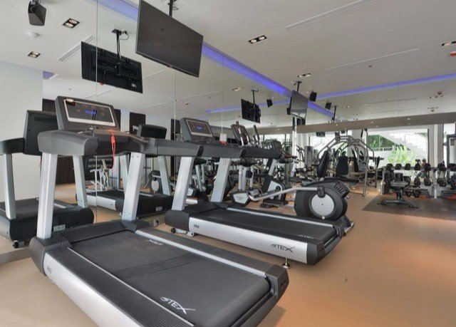 Sport structure gym sport venue exercise device muscle exercise machine exercise equipment