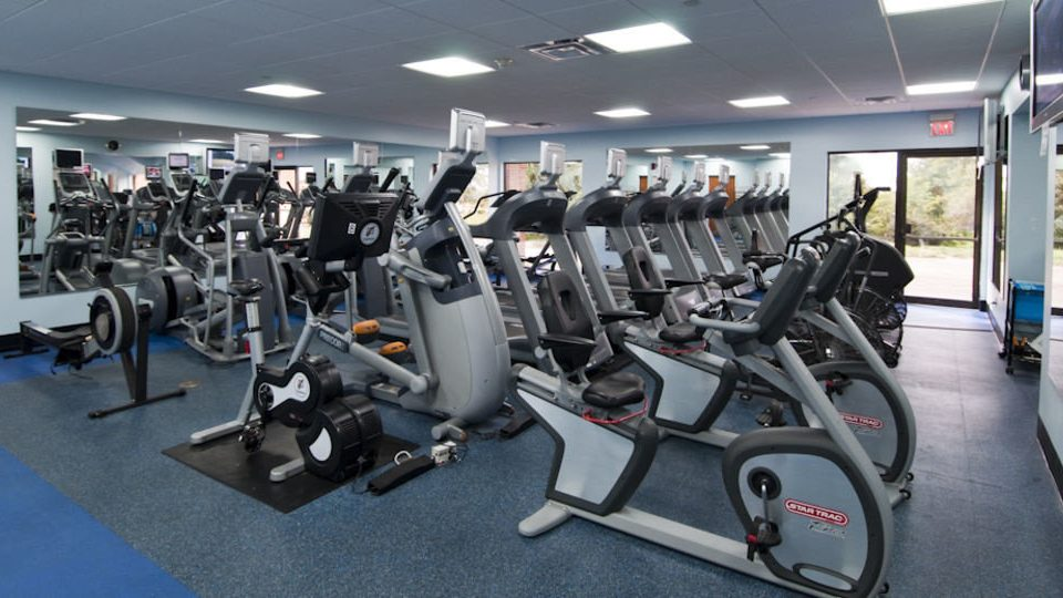 Sport structure gym sport venue exercise device leisure