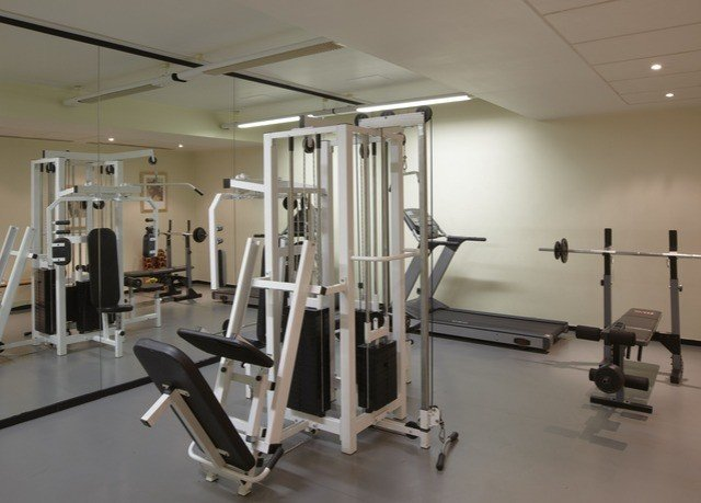 structure Sport gym sport venue exercise device muscle office