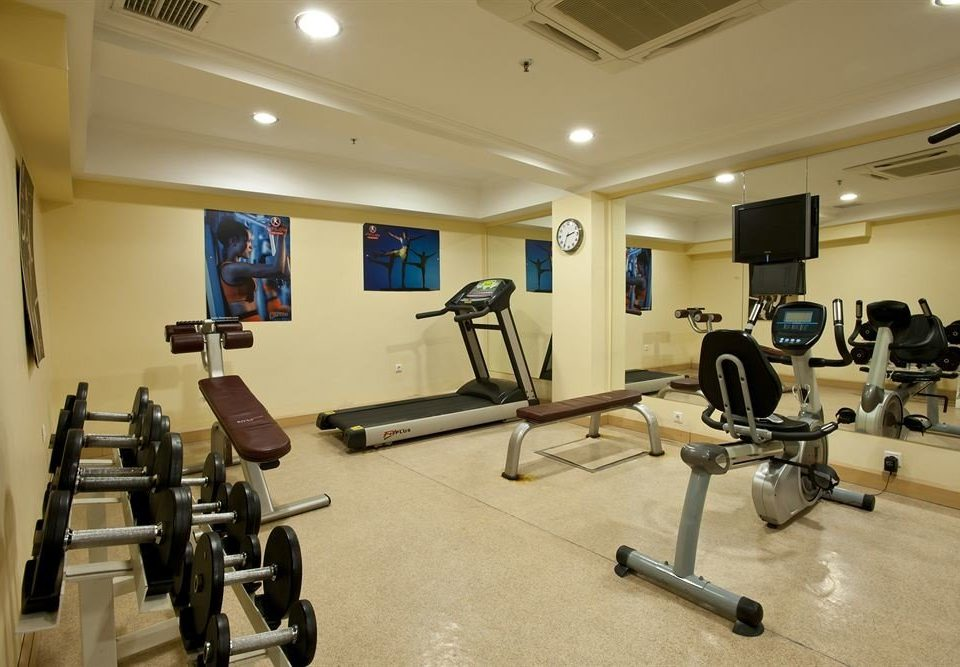 Sport structure gym property sport venue exercise device