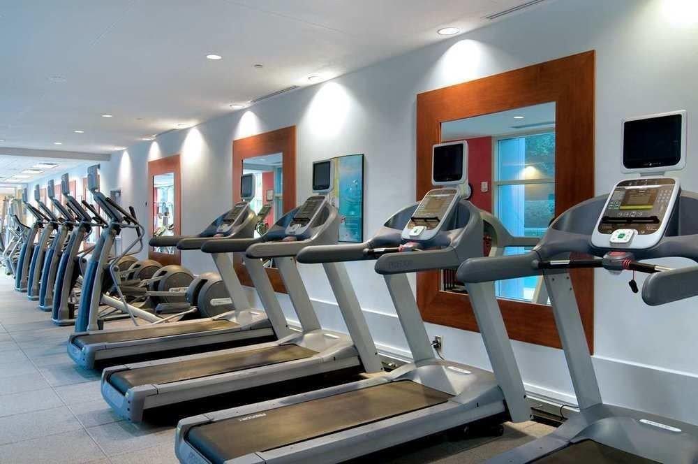 structure Sport gym sport venue exercise device