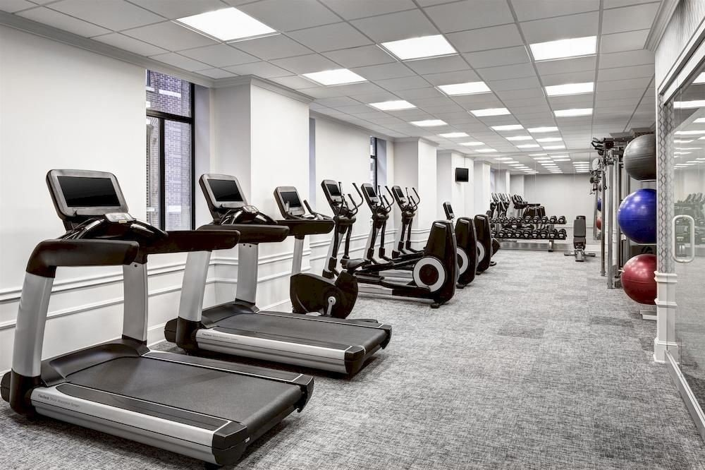 structure gym Sport sport venue exercise device