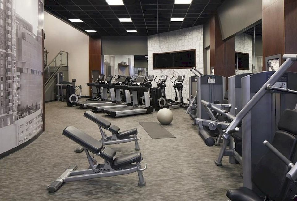 structure gym Sport sport venue exercise device