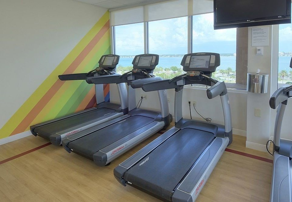 structure exercise machine sport venue gym exercise equipment Sport sports equipment treadmill