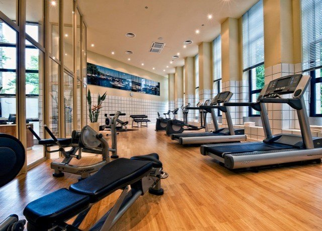 gym structure Sport sport venue flooring leisure hardwood exercise machine physical fitness loft leisure centre hard